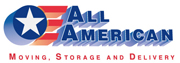 All American Moving, Storage and Delivery